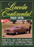 Lincoln Cars: Lincoln Continental 196...