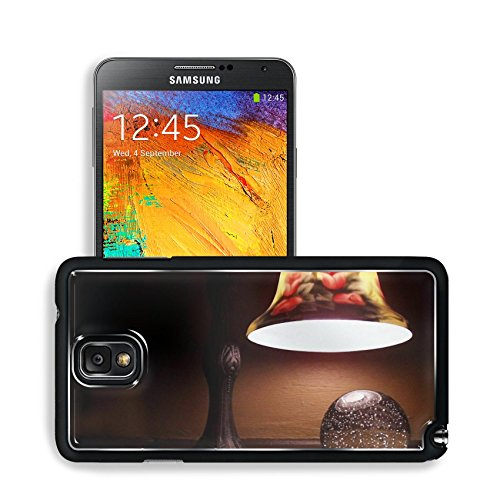 Table Lamp Crystal Orb Light Samsung Note 3 N9000 Snap Cover Premium Aluminium Design Back Plate Case Open Ports Customized Made To Order Support Ready 5 14/16 Inch (150Mm) X 3 2/16 Inch (80Mm) X 11/16 Inch (17Mm) Msd N3 Note 3 Professional Cases Accessor