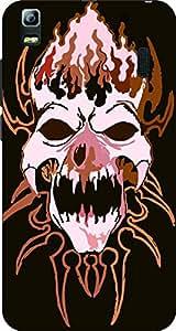 JOHN RICHARD DESIGNER UV HIGH QUALITY PRINTED BACK COVER FOR LENOVO K3 NOTE A...