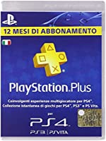 PlayStation Plus Card 12 mesi