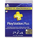 PlayStation Plus Card 12 mesi