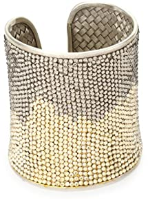Deanna Hamro Atelier Hand -Woven Wide Pave
