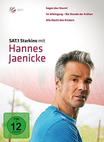 Hannes Jaenicke Box (3 DVDs)