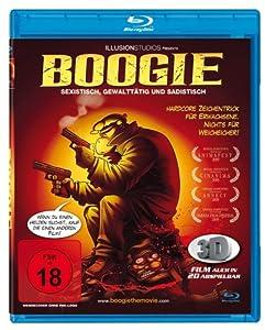 Boogie - Sexistisch, gewalttätig und sadistisch [3D Blu-ray]