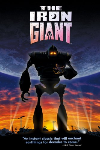 The Iron Giant front-572601