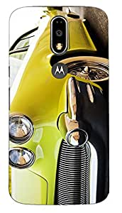 Doyen Creations Designer Printed High Quality Premium case Back Cover For Moto G4 Play