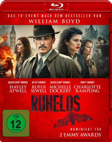 Ruhelos [Blu-ray]