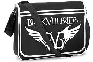 Official BLACK VEIL BRIDES Messenger Bag Logo SCHOOL