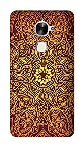 SWAG my CASE PRINTED BACK COVER FOR LeEco Le 2 Multicolor