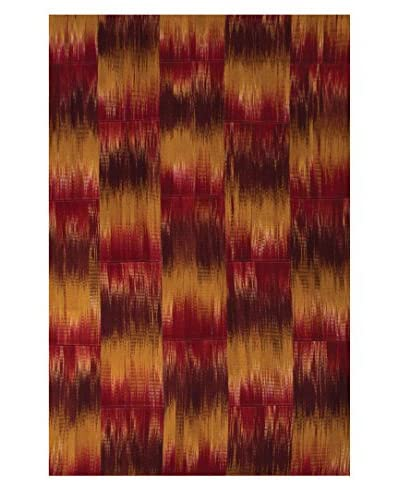 National Geographic Flat-Weave Abstract Area Rug