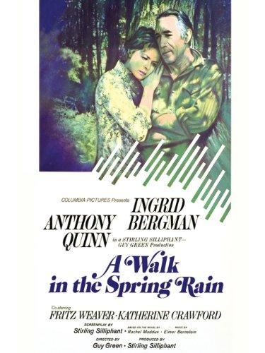 A Walk In The Spring Rain