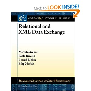 Relational and XML Data Exchange