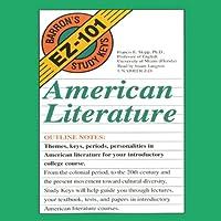 Barron's EZ-101 Study Keys: English Literature (       UNABRIDGED) by Benjamin W. Griffith Narrated by Stuart Langton
