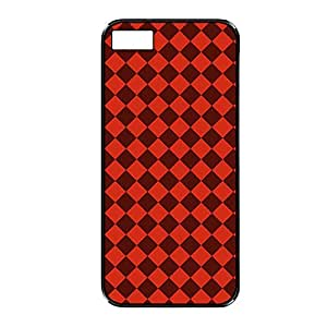 Vibhar printed case back cover for BlackBerry Z10 Pattern15checker