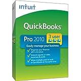 QuickBooks Pro 2010 3-User [OLD VERSION] ~ Intuit, Inc.