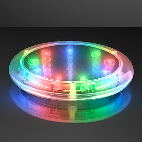 Infinity Tunnel LED Coasters