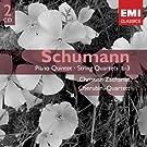 Schumann : Quintette avec piano op. 44 - 3 Quatuors � cordes op. 41