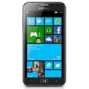 Samsung ATIV S, Smartphone Display 4.8 Pollici, Windows Phone 8, 16 GB, Italia by Samsung