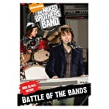 The Naked Brothers Band: Battle Of The Bands [Chapter Book# 1] ~ Michael Anthony Steele