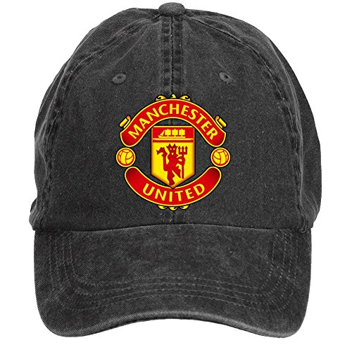 Jonnert Manchester United Fc Unisex Up Adjustable Outdoor Sport Baseball Cap (Manchester United Hats And Caps compare prices)