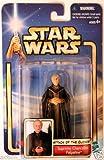 Star Wars Saga 2002 - characters S-Z Supreme Chancellor Palpatine