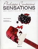bookshop cuisine  Sensations : 288 recettes de pâtisseries   because we all love reading blogs about life in France