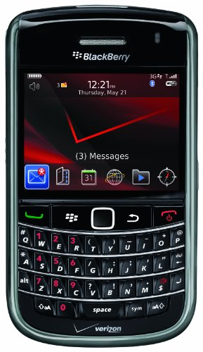 BlackBerry Bold 9650 Phone (Verizon Wireless)