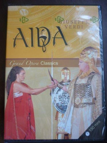 Aida - Giuseppe Verdi - Grand Opera Classics DVD - Ernst Marzendorfer (conductor) / Robert Herzl (Director)