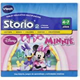 VTech - Juego Minnie para tablet educativo Storio 2 (3480-231722)