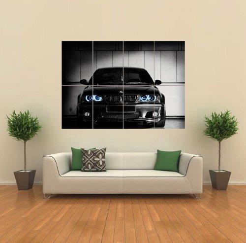 bmw-club-georgia-car-giant-poster-plakat-druck-wall-art-picture-g818