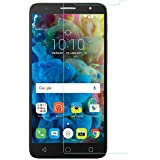 Alcatel POP 4, Tempered Glass , Premium Real 2.5D 9H Anti-Fingerprints & Oil Stains Coating Hardness Screen Protector Guard