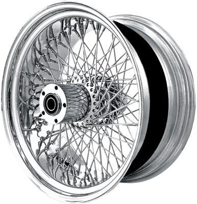 DNA 60 Spoke - 16in. x 3.5in. - Dual Disc - Front Wheel , Position: Front, Rim Size: 16, Color: Chrome M16320842A dna structures part a synthesis and physical analysis of dna 211