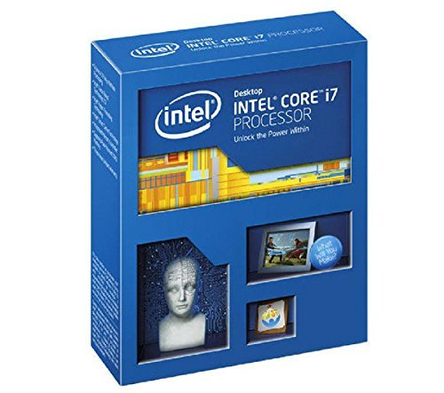 Intel i7 5930K 3.50GHz 6 Core Haswell-E Socket CPU Processor