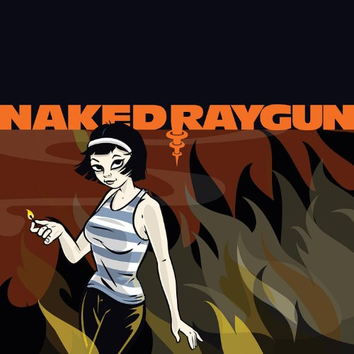 Original album cover of Series #3 by Naked Raygun