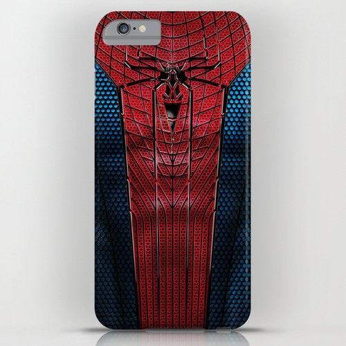 iPhone6 Plusケース society6 Spidey-Sense スパイダーマン デザイナーズiPhoneケース