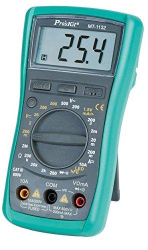 Pro'sKit MT-1132 Mustimeter, Digital General General