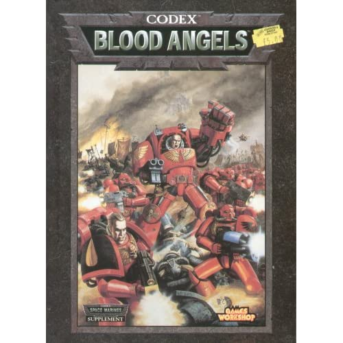 [HF) Warhammer 40000 (Games Workshop) - Blood Angel
