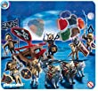 Playmobil 5001 - Gift-Set - Wolf Knights World with Catapult - Complete Set incl. 6 Boxes in 1 Big Box