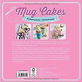 Image de Mug Cakes: Im Becher gebacken - blitzschnell serviert. Schnelle Kuchen für Mikrowell
