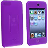 Everydaysource® Compatible With Apple®iPod®Gen2/3 Touch Skin Case , Purple