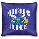 "New Orleans Hornets NBA Toss Pillow (18""x18"")"