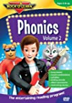 Rock N Learn: Phonics 2 [DVD] [2010]