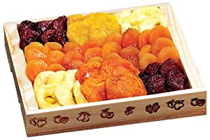 Broadway Basketeers Premium Dried Fruit Assortment (Large) Gift Box