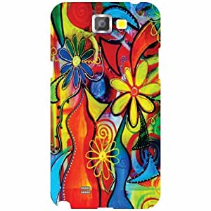 Samsung Galaxy Note 2 N7100 Printed Mobile Back Cover
