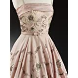 Evening Dress, detail, by House of Worth (Print On Demand)