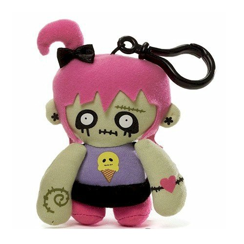 Gund Zombie Sweetness Backpack Clip