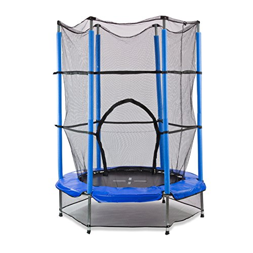 kindertrampolin in und outdoor hei begehrt. Black Bedroom Furniture Sets. Home Design Ideas