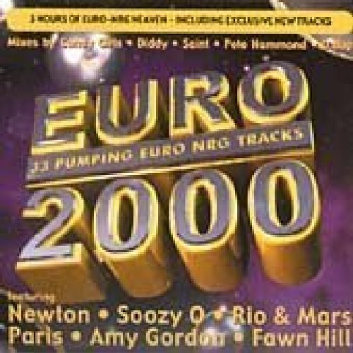 Various Artists - Euro 2000 - Zortam Music