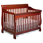 Delta Canton 4-in-1 Convertible Crib,...