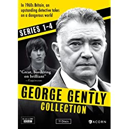 George Gently Collection: Series 1-4
